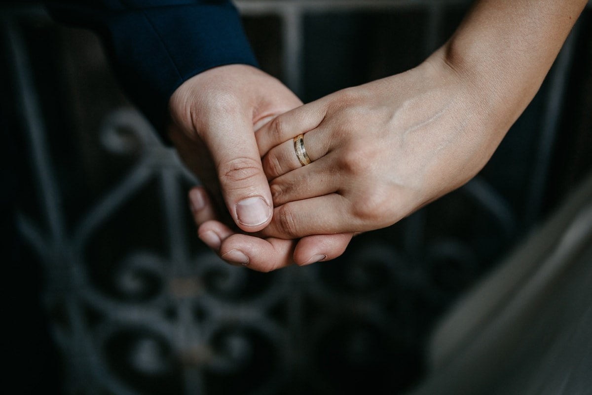 wedding ring, love, hands, holding, man, trust, woman, hand, girl, people