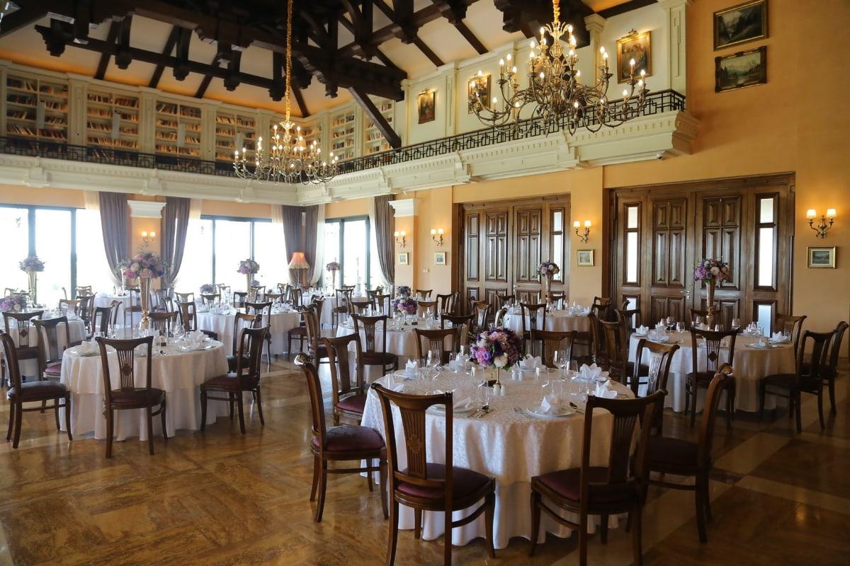 zona de comedor, hotel, restaurante, asiento, cafetería, lujo, tabla, comida, diseño de interiores, muebles