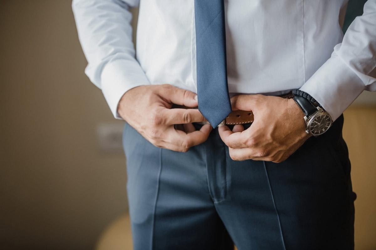 belt, tie, shirt, pants, man, business, people, achievement, partnership, cooperation
