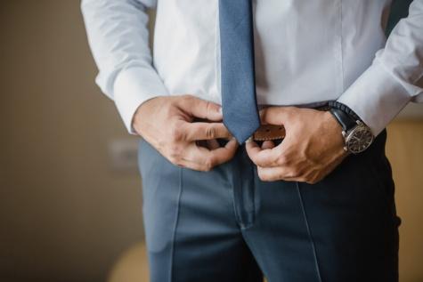 ceinture, attacher, chemise, Jeans/Pantalons, homme, entreprise, gens, réussite, partenariat, la coopération