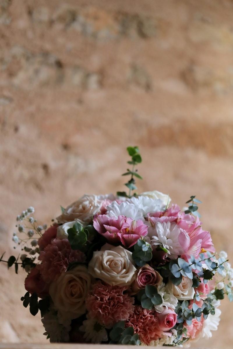 arrangement, fleur, mariage, nature, fleurs, des roses, décoration, bouquet, romance, Rose