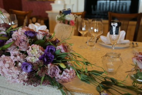 still life, table, wedding, glassware, restaurant, dinner, flower, glass, bouquet, interior design