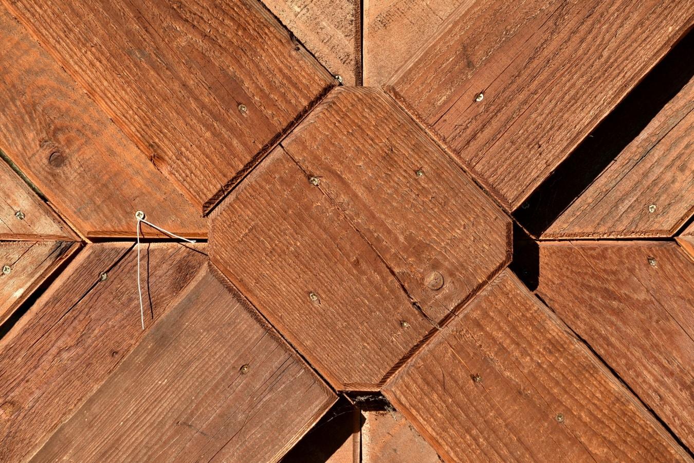 design, oak, texture, cube, carpentry, wood, light brown, rough, parquet, hardwood