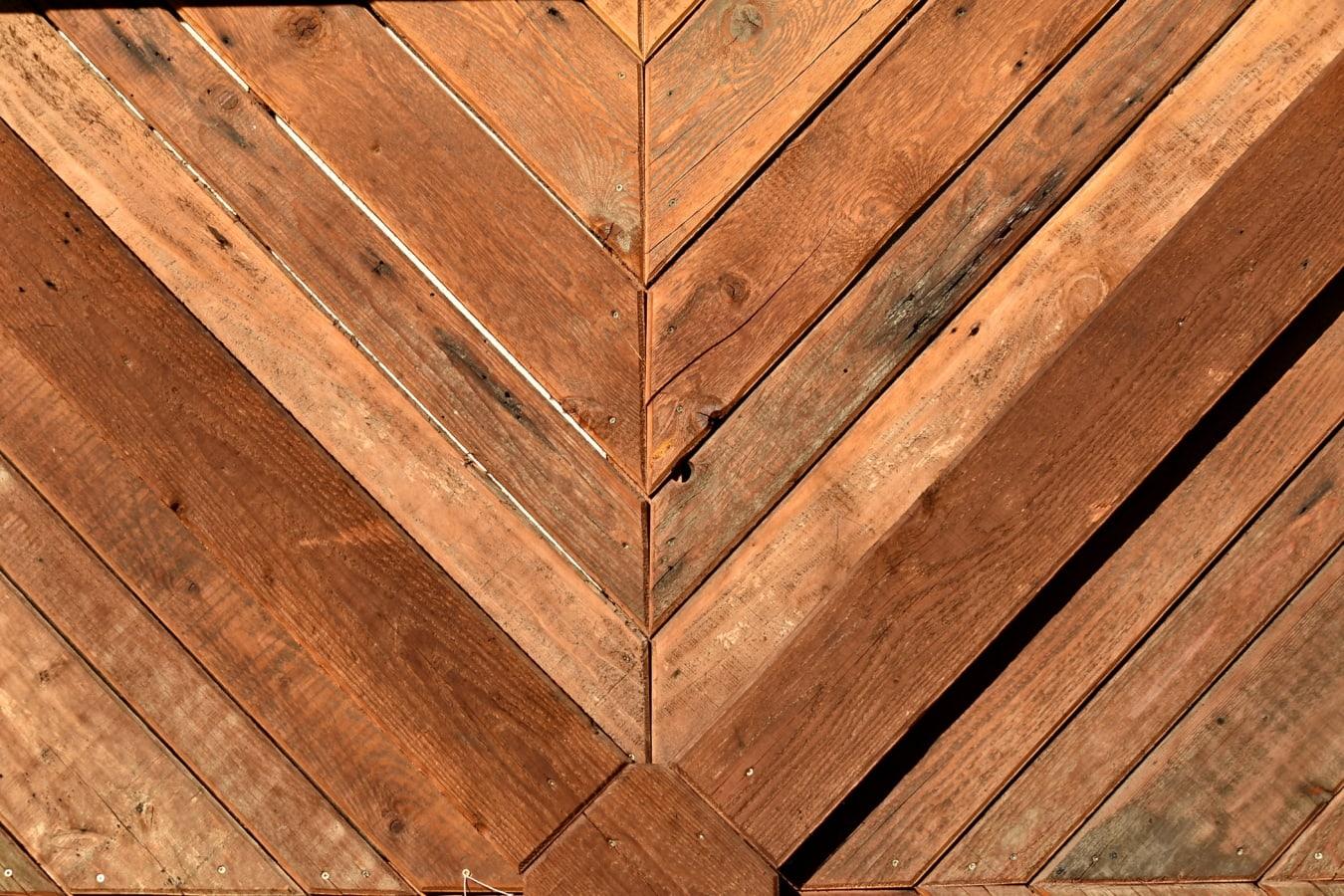 alten Stil, Eiche, Textur, Tischlerei, aus Holz, Hartholz, Holz, Oberfläche, Panel, rau