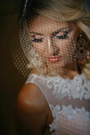 nádherná, blond vlasy, nevěsta, půvab, Žena, oko, móda, elegantní, pěkné, portrét
