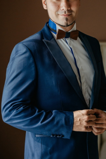 Krawatte Schmetterling, Smokinganzug, gut aussehend, Fotomodell, Vertrauen, stolz, Mann, Geschäft, Kleidung, Kleidungsstück