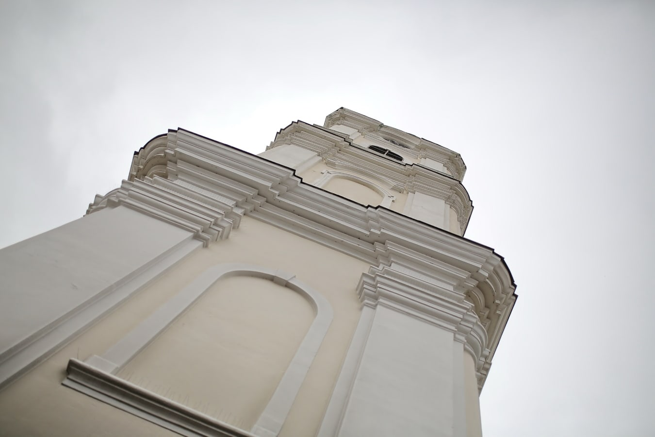 Russe, steeple, style architectural, orthodoxe, Tall, Création de, architecture, art, Église, Ville