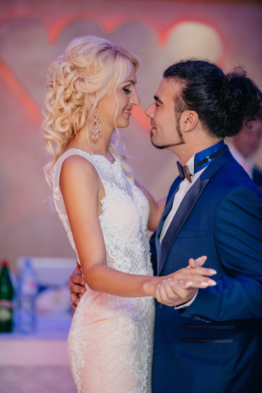 lãng mạn, khiêu vũ, phim, quyến rũ, Cô bé xinh đẹp, thời trang, tuyệt đẹp, cô dâu, người đàn ông, người phụ nữ