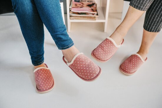 women, slippers, barefoot, footwear, foot, woman, fashion, indoors, girl, people