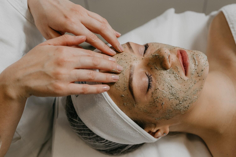 magnifique, femme, Wellness, traitement, centre de spa, massage, soins de la peau, esthéticienne, Touch, santé