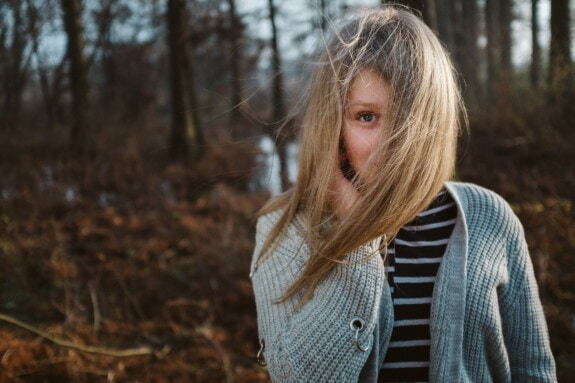 blonde hair, blonde, sunshine, teenager, girl, eye, face, outdoor, nature, wood