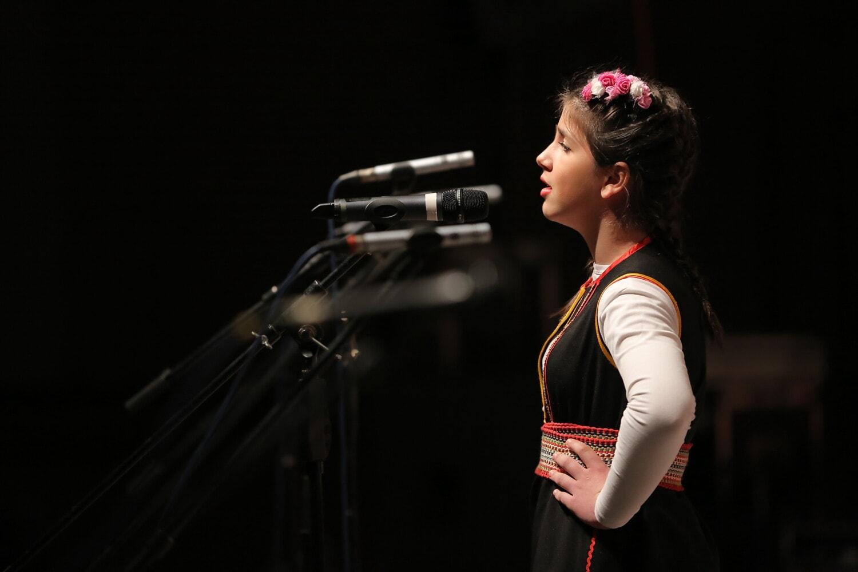 cantando, garota bonita, Teatro, ópera, fantasia, atraente, música, preto, concerto, desempenho