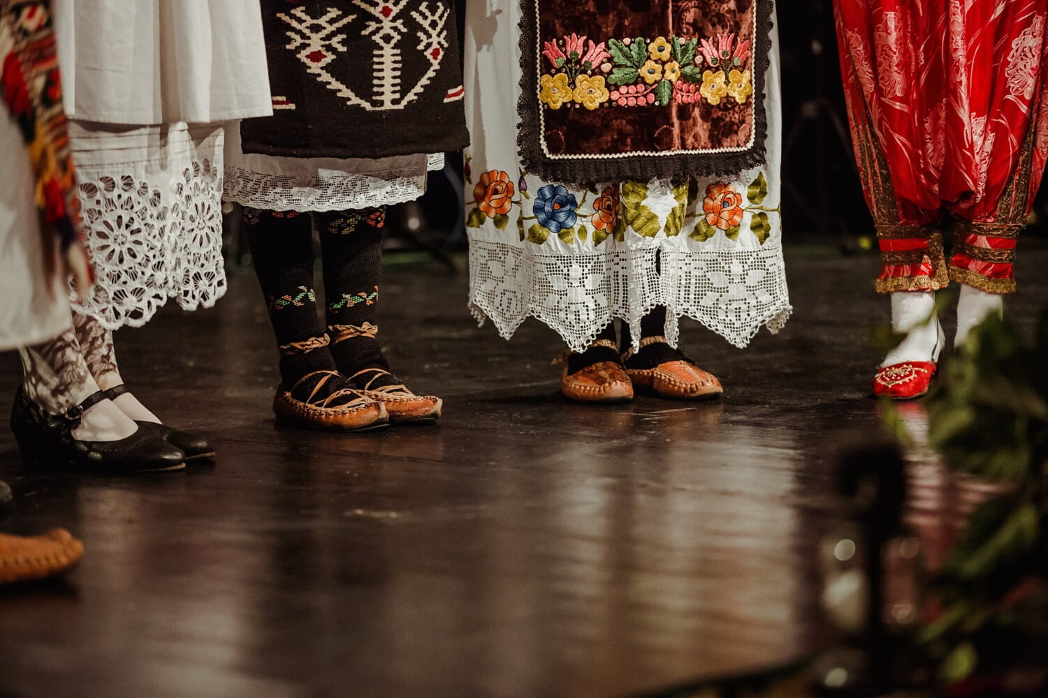 Serbia, shoes, traditional, outfit, clothes, folk, robe, people, fashion, art