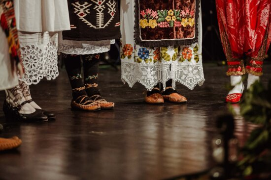 Serbie, chaussures, traditionnel, Outfit, vêtements, populaire, robe, gens, mode, art
