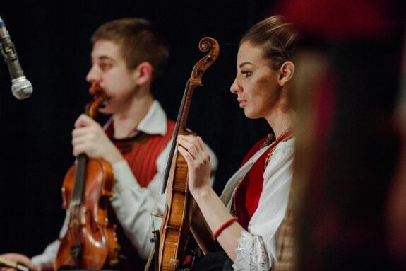 herrlich, junge Frau, Geige, Musiker, Konzert, Musik, Instrument, Performance, Sänger, Performer