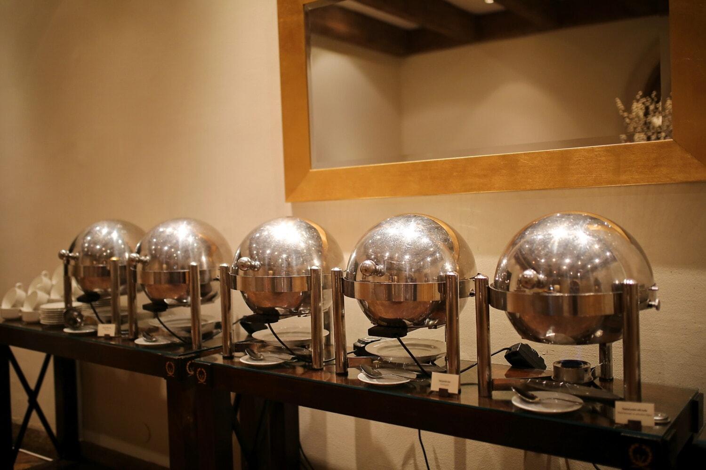 cuisine, ustensiles de cuisine, table de cuisine, moderne, à l'intérieur, meubles, Design d'intérieur, chambre, miroir, table