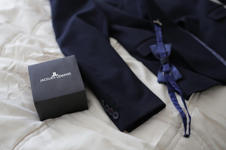 Mantel, elegant, Krawatte Schmetterling, Smokinganzug, Einkaufen, Mode, drinnen, Seide, Luxus, Komfort