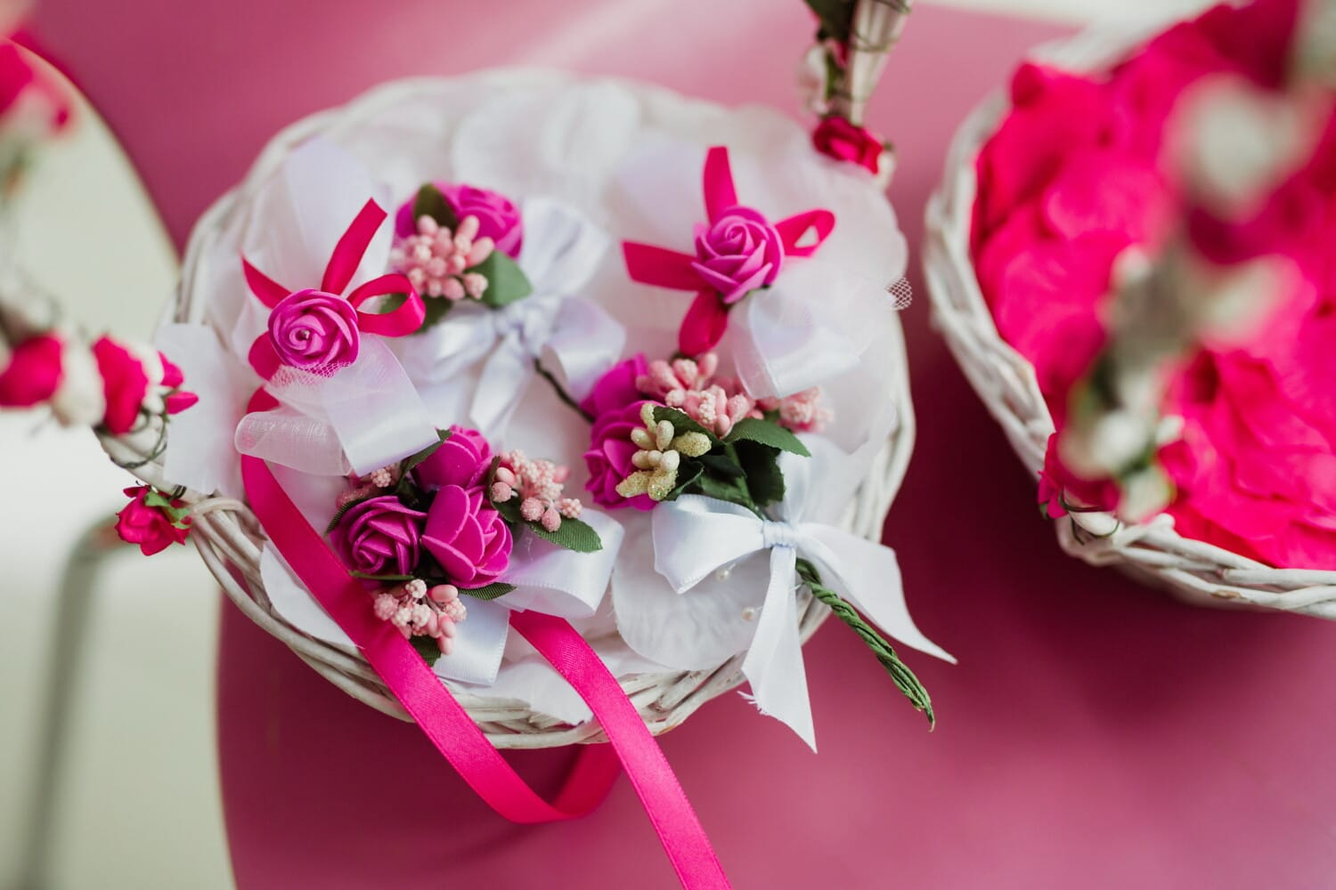 roses, Valentine's day, decoration, arrangement, bouquet, rose, pink, flower, romance, flowers