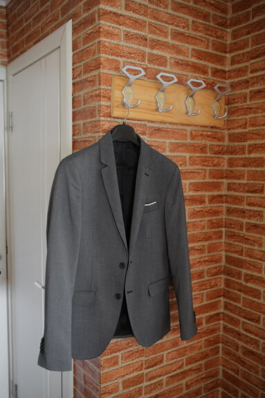 oblek, závesné, bunda, krytina, odev, oblečenie, móda, retro, urban, Tehla