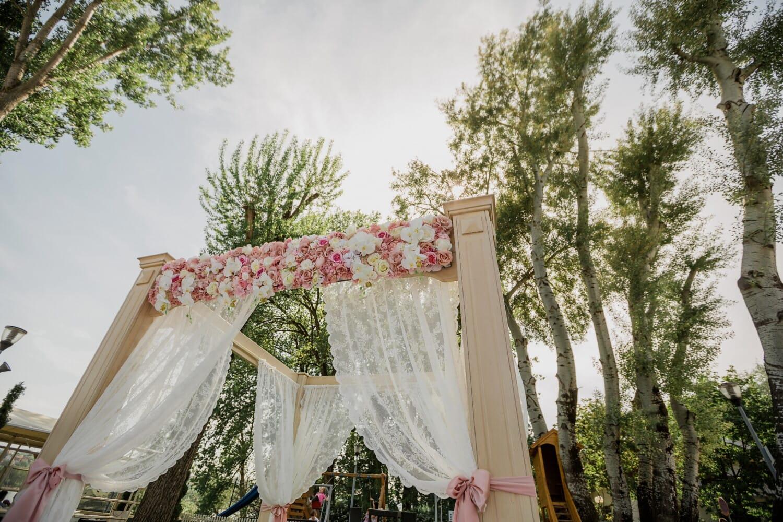 Hochzeitsort, Park, Hochzeit, Struktur, Blume, Natur, Holz, Landschaft, im freien, Blatt