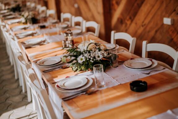 blanc, tables, chaises, restaurant, cafétéria, à l'intérieur, à manger, banquet, dîner, Conseil d'administration