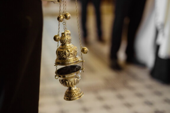 object, orthodox, ornamental, decoration, brass, church, golden shine, shining, bronze, religion