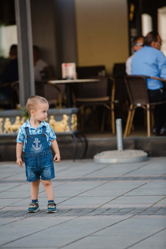 young, boy, cute, street, people, portrait, girl, child, son, city