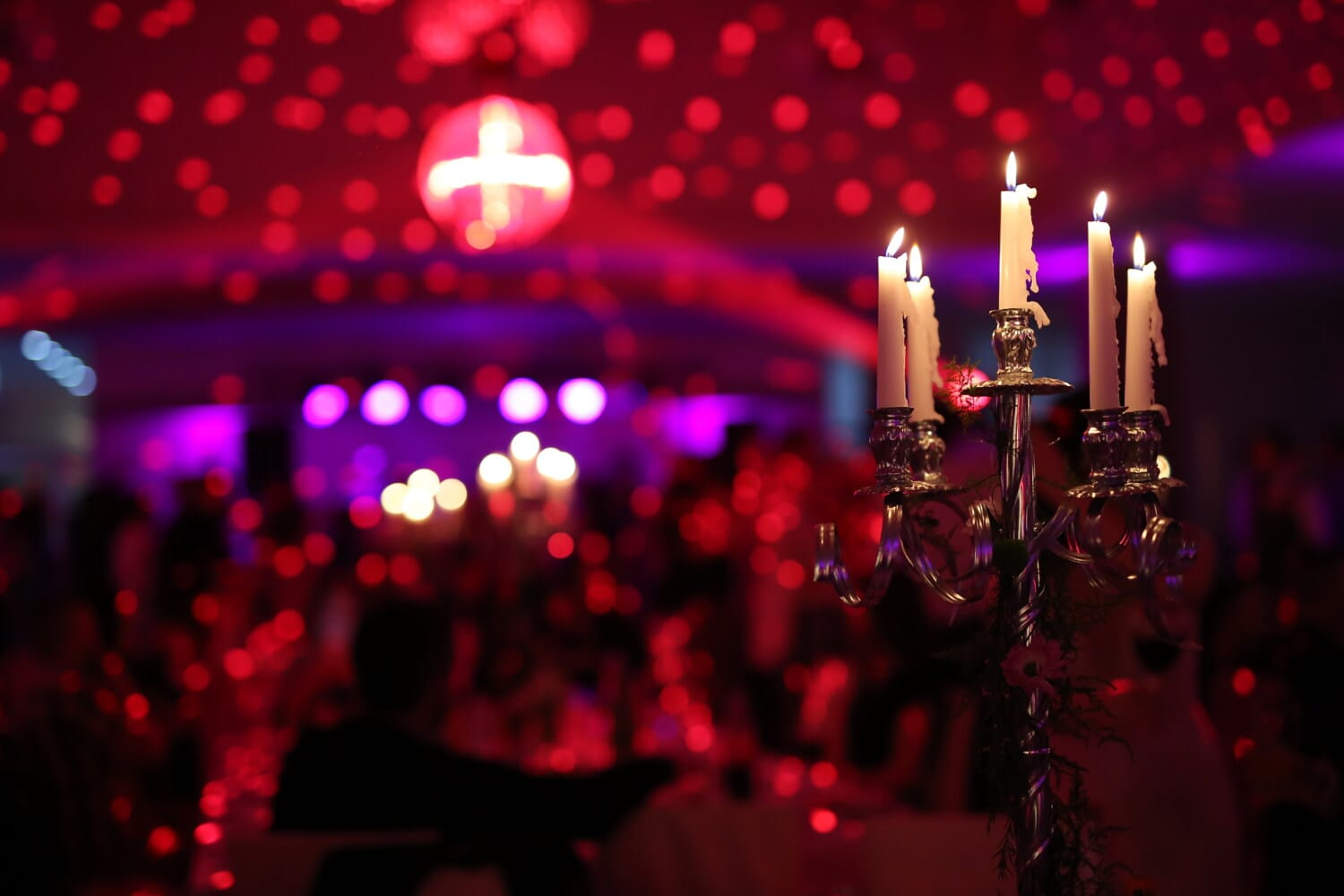 candlelight, spectacular, elegant, fancy, hotel, new year, party, ceremony, celebration, nightlife