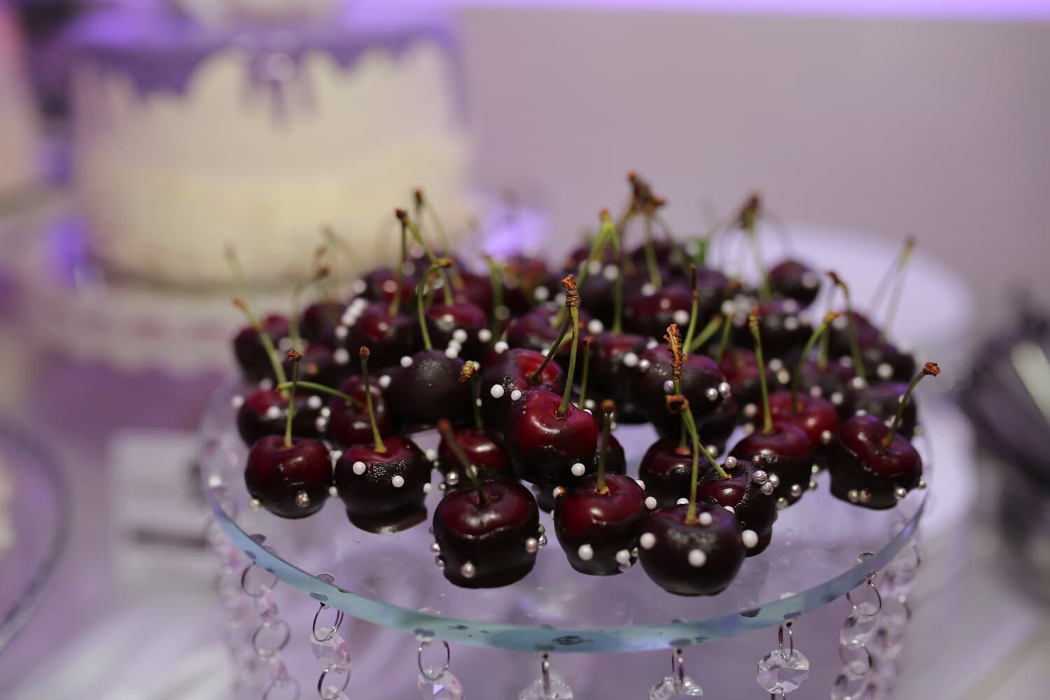 cherries, delicious, close-up, dessert, sweet, fruit, cherry, food, nature, color