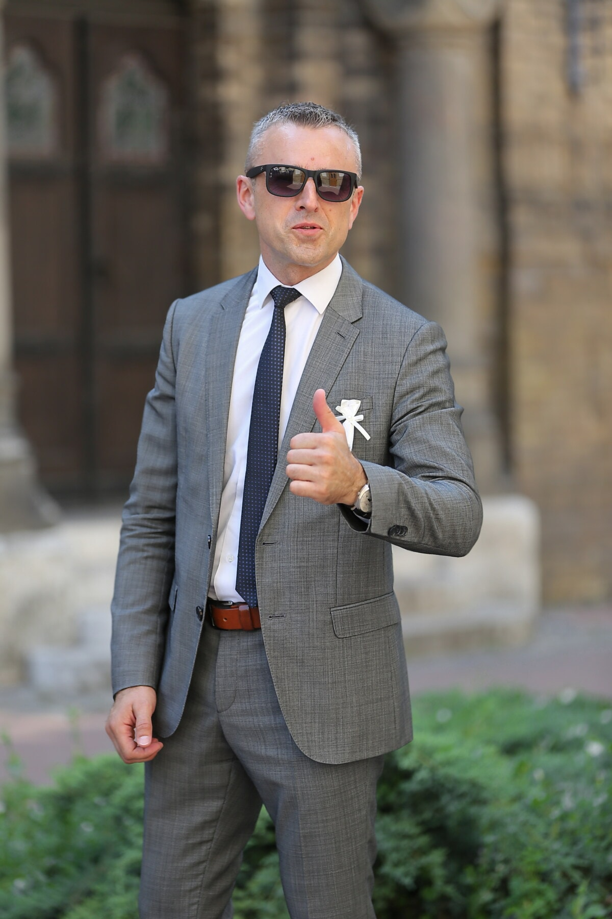 businessperson, businessman, sunglasses, tuxedo suit, successful, success, garment, suit, handsome, man