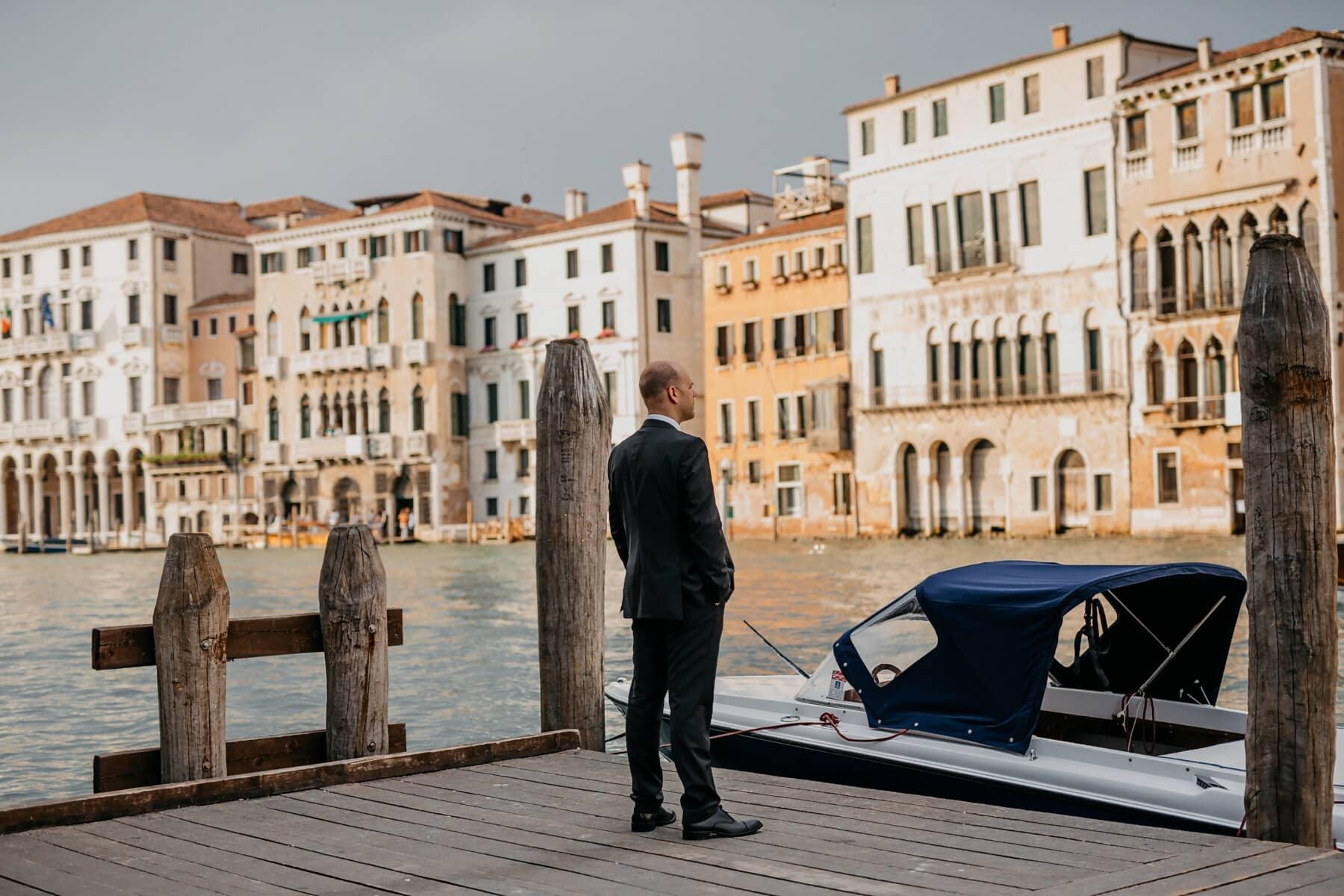意大利, 旅游景点, 缆车, 运河, 构建, 城市, 体系结构, 船, 桥梁, 水