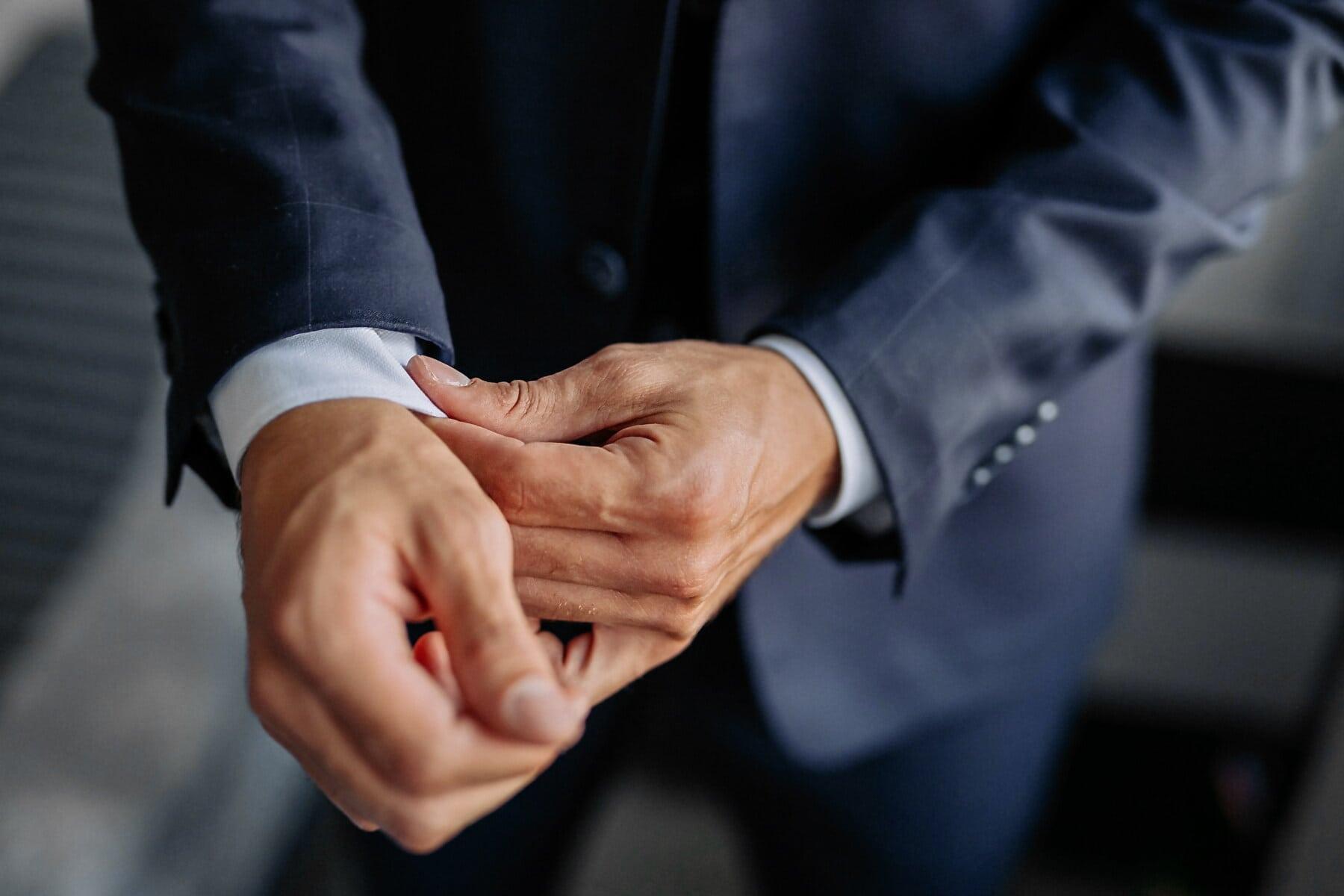 tuxedo suit, hand, holding hands, businessman, jacket, shirt, hands, man, people, business