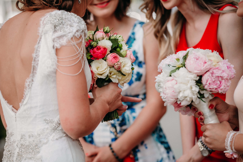 Menyasszony /Feleség és Vőlegény/Férj kétoldalas tábla-szett