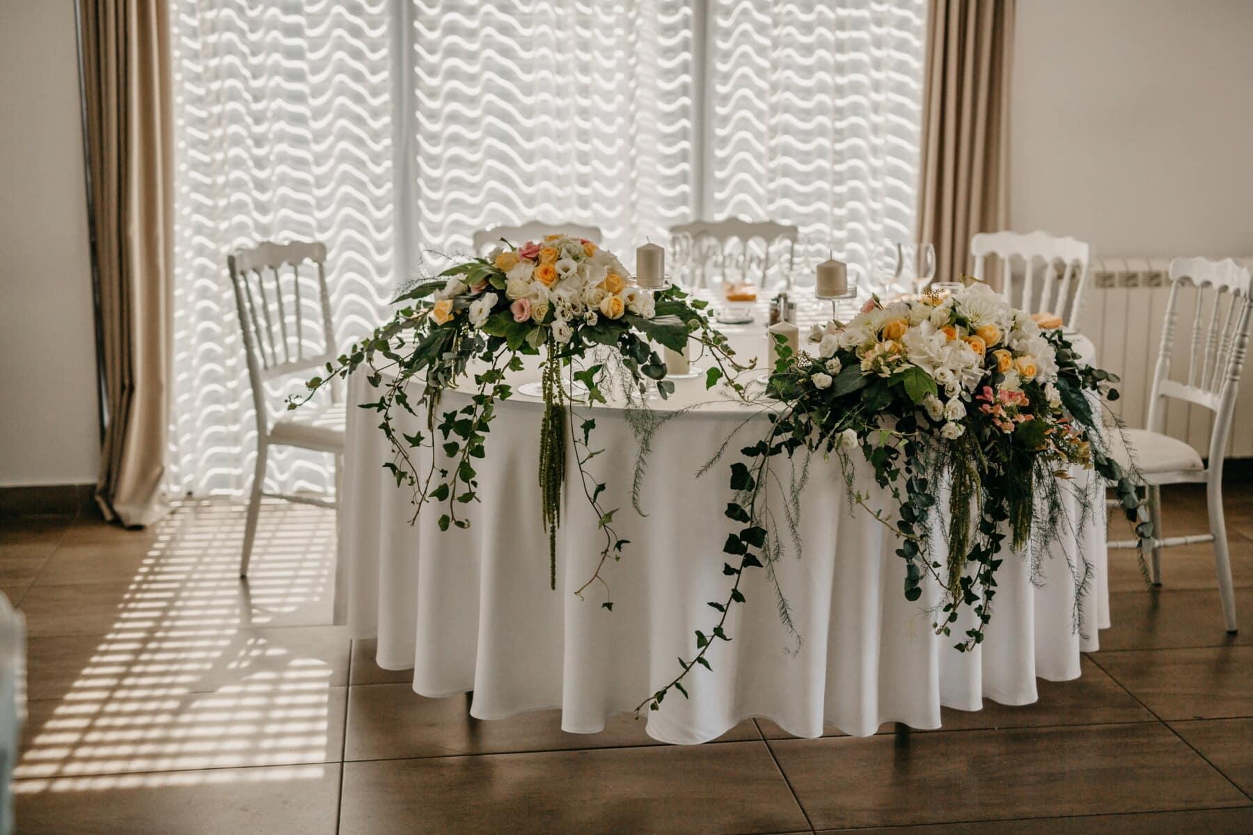 afternoon, interior design, lunchroom, interior decoration, shadow, elegance, comfort, chairs, floor, curtain
