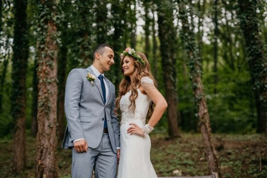 love, love date, pretty girl, gorgeous, handsome, man, outdoors, bride, nature, groom