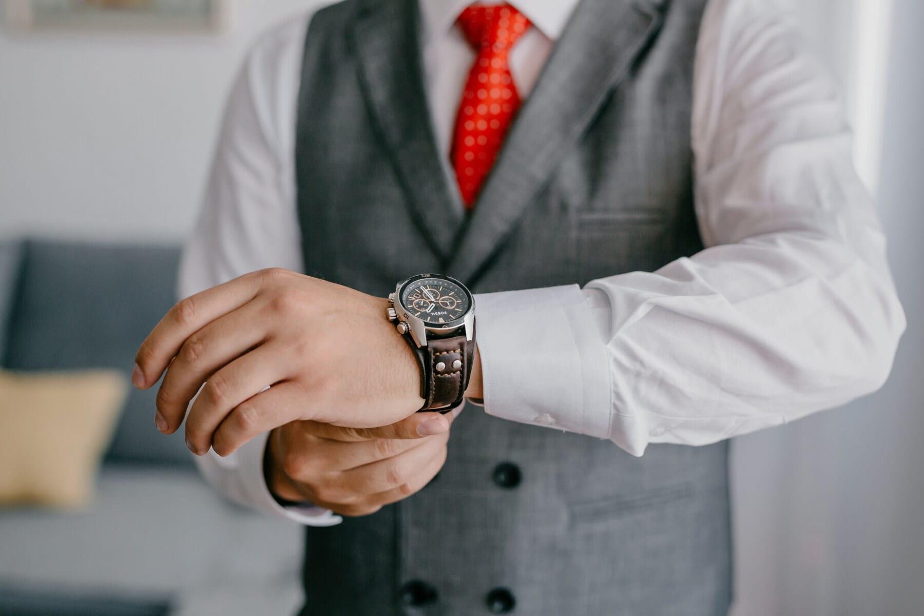 นาฬิกาข้อมือ, แฟนซี, มืออาชีพ, ผู้จัดการ, สำนักงาน, พนักงาน, คน, นักธุรกิจ, เสื้อผ้า, ตัดเย็บเสื้อผ้า