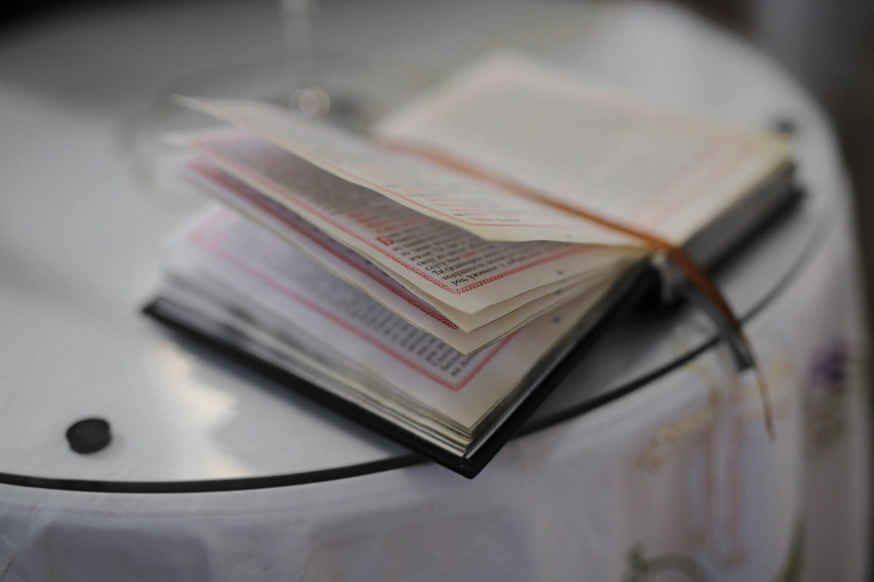 โต๊ะ, ไม่ชัด, จอง, เก่า, กระดาษ, ในที่ร่ม, การศึกษา, วิจัย, ชีวิตยังคง, เอกสาร