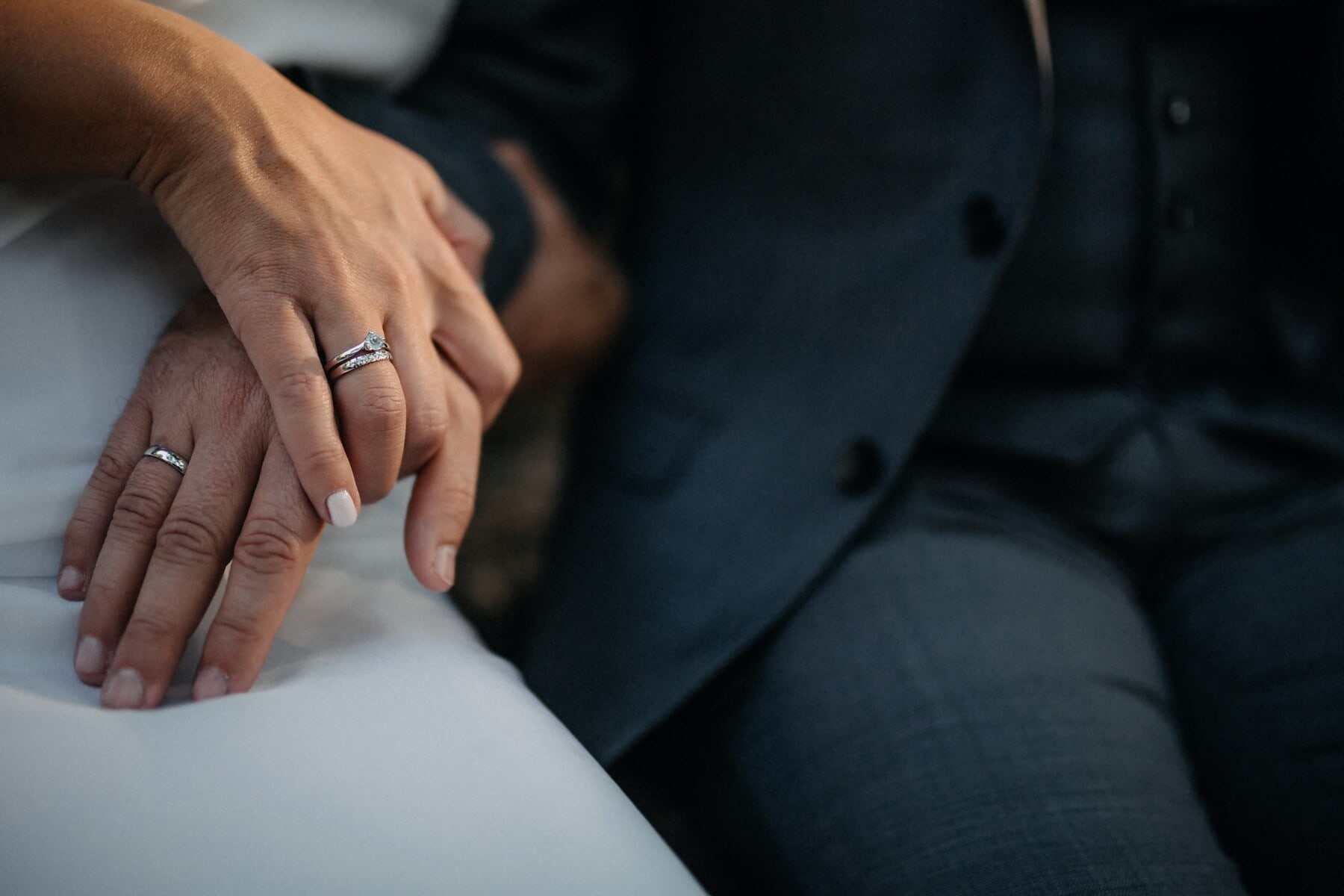 fancy, wedding ring, holding hands, hands, hand, woman, people, girl, man, wedding