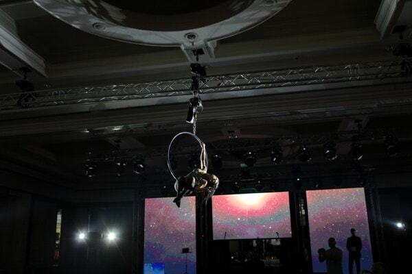 artist, entertainment, hanging, ceiling, nightclub, hotel, nightlife, spectacular, indoors, light