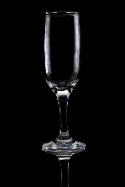 glass, crystal, photo studio, photograph, dark, transparent, reflection, empty, close-up, elegant
