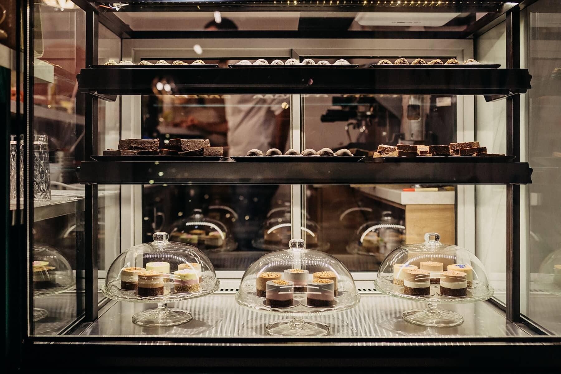 케이크, 케이크 가게, 구색, 제품, 생산, 주식, 워크숍, 레스토랑, 케이스, 가 게