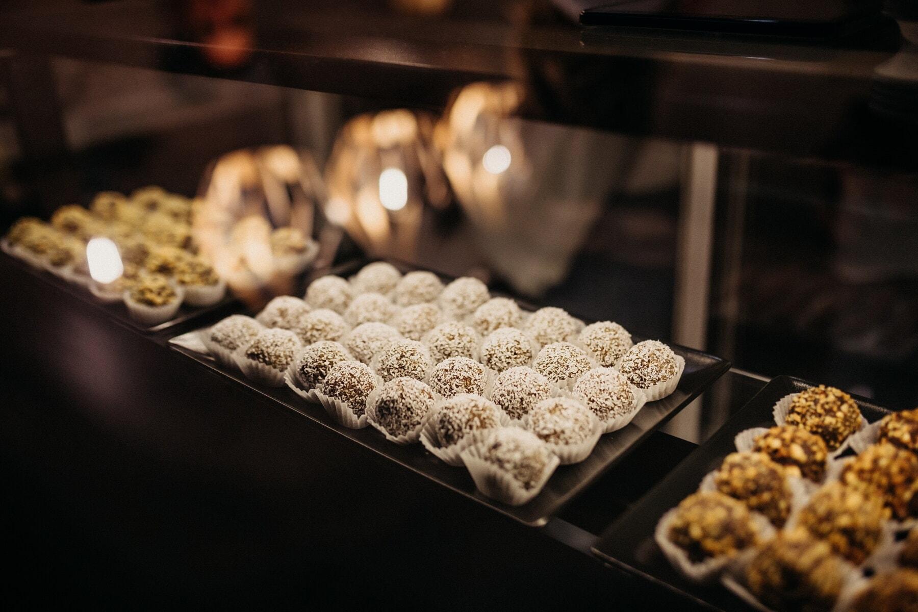 Dessert, kekse, Kuchenladen, Workshop, Essen, Schokolade, süß, Bonbon, Konditorei, lecker