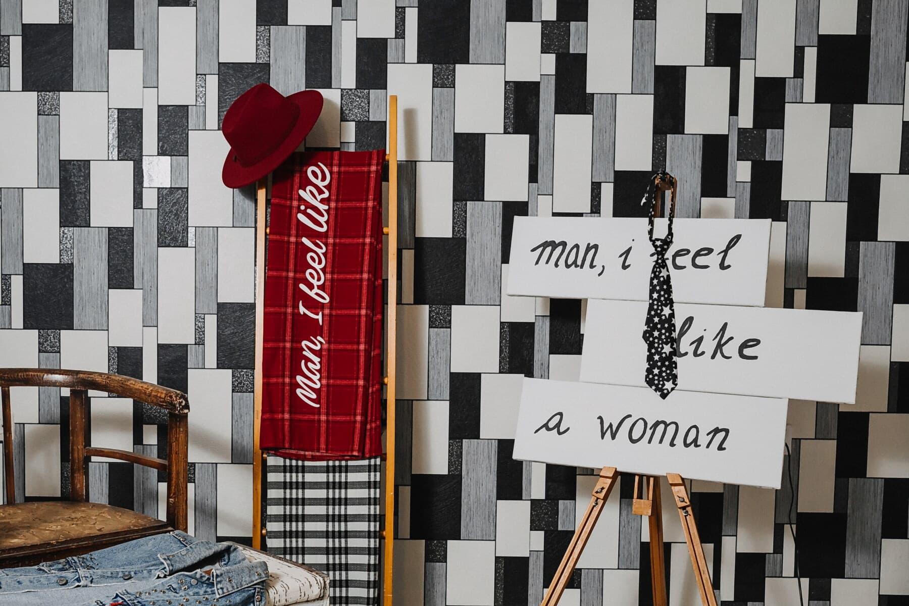phòng thu, thiết kế nội thất, nữ tính, đăng nhập, hoài niệm, đương đại, trong nhà, đô thị, nhà, bức tường