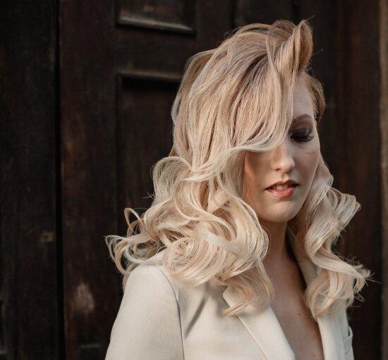 quý bà, Hãy suy nghĩ, cảm xúc, Cô bé xinh đẹp, tuyệt đẹp, người phụ nữ trẻ, Đặt ra, người phụ nữ, quyến rũ, tóc vàng