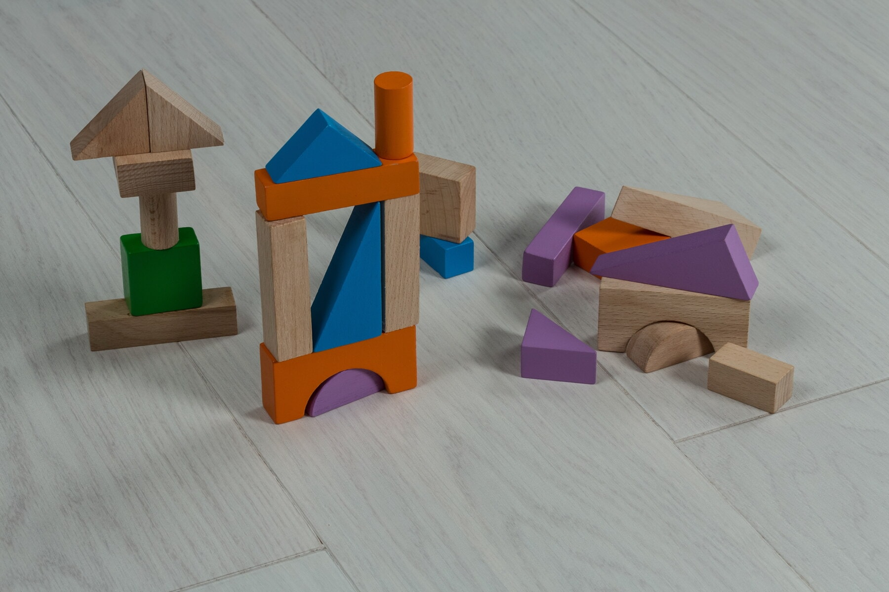 toys, shape, miniature, wooden, creativity, triangle, cube, box, toy, wood