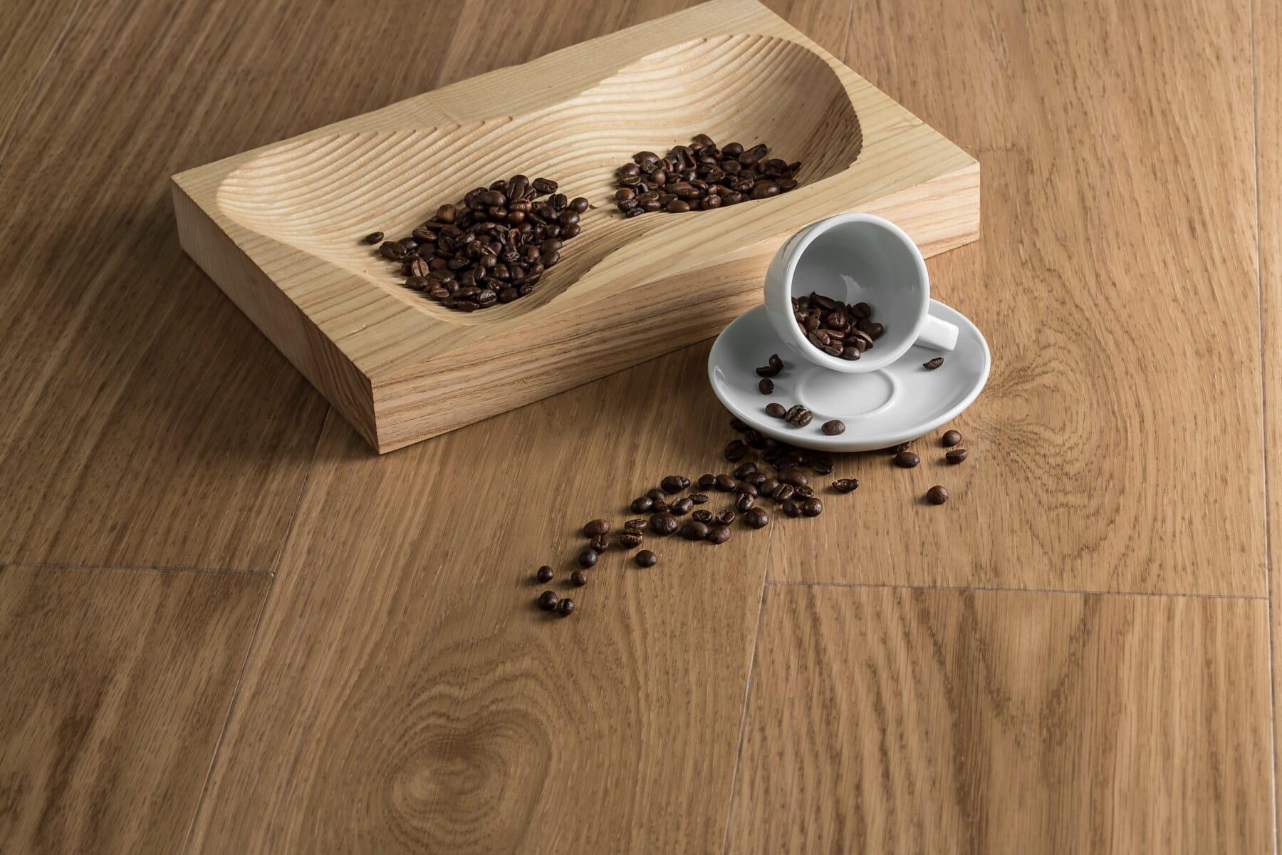 seminţe, întuneric, friptură, cafea, cana de cafea, maro, cappuccino, aroma, lemn, cofeina