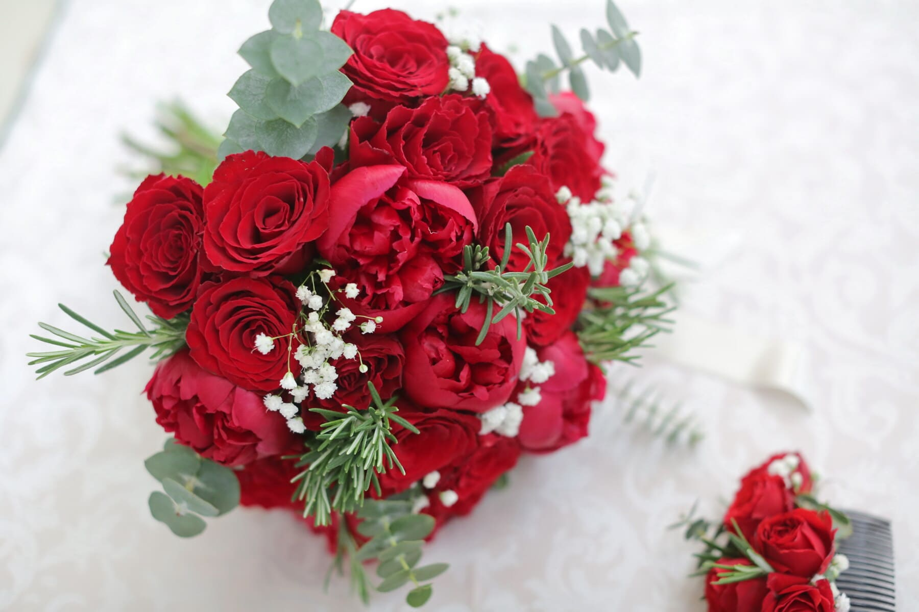 bouquet, Valentine's day, passion, gift, romance, roses, celebration, arrangement, decoration, flower