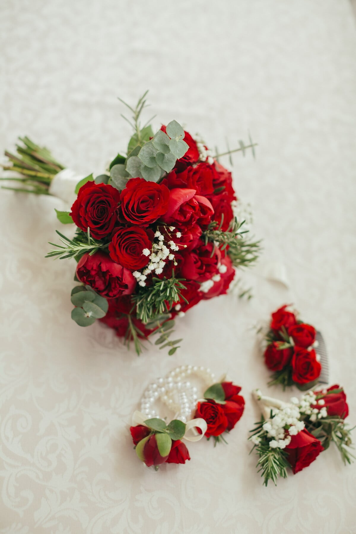 love, passion, romance, bouquet, gifts, roses, Valentine's day, red, decoration, arrangement