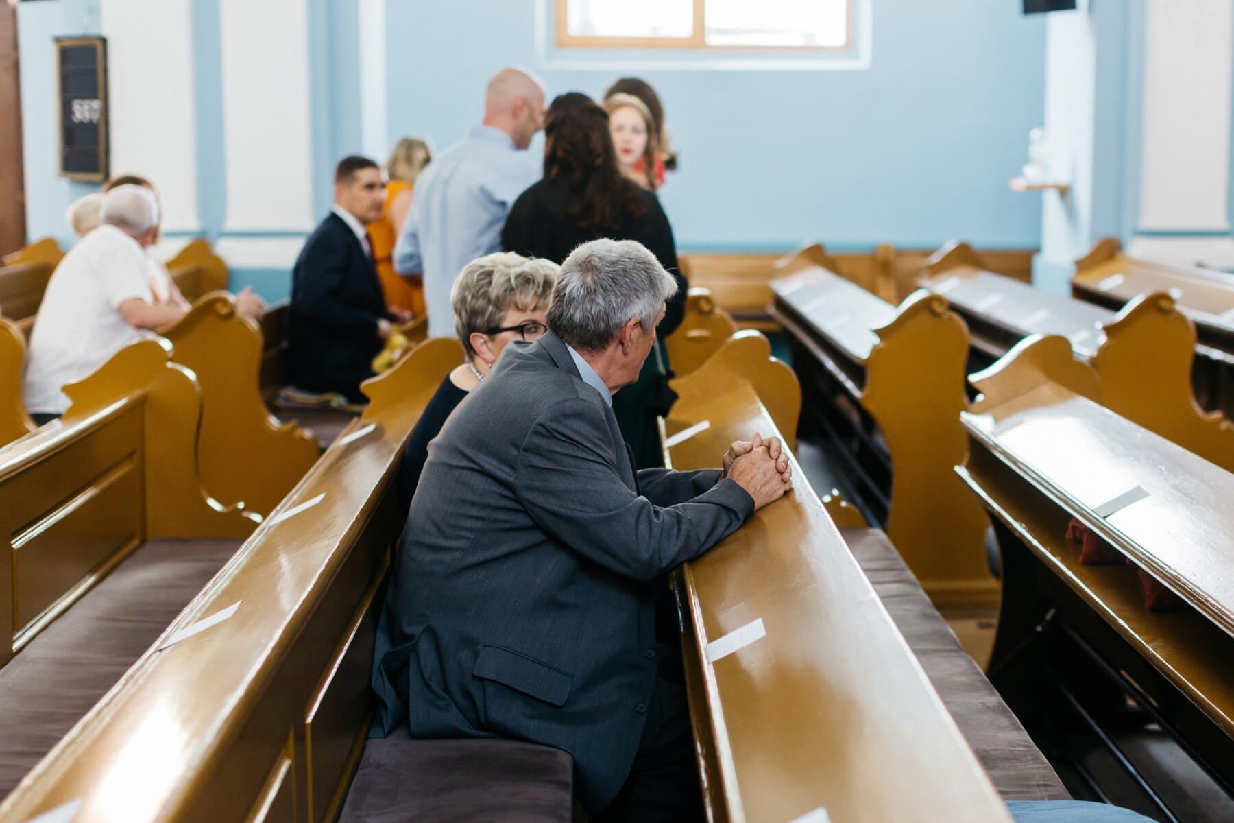 prayer, catholic, church, man, interior, religion, christianity, businessman, business, meeting