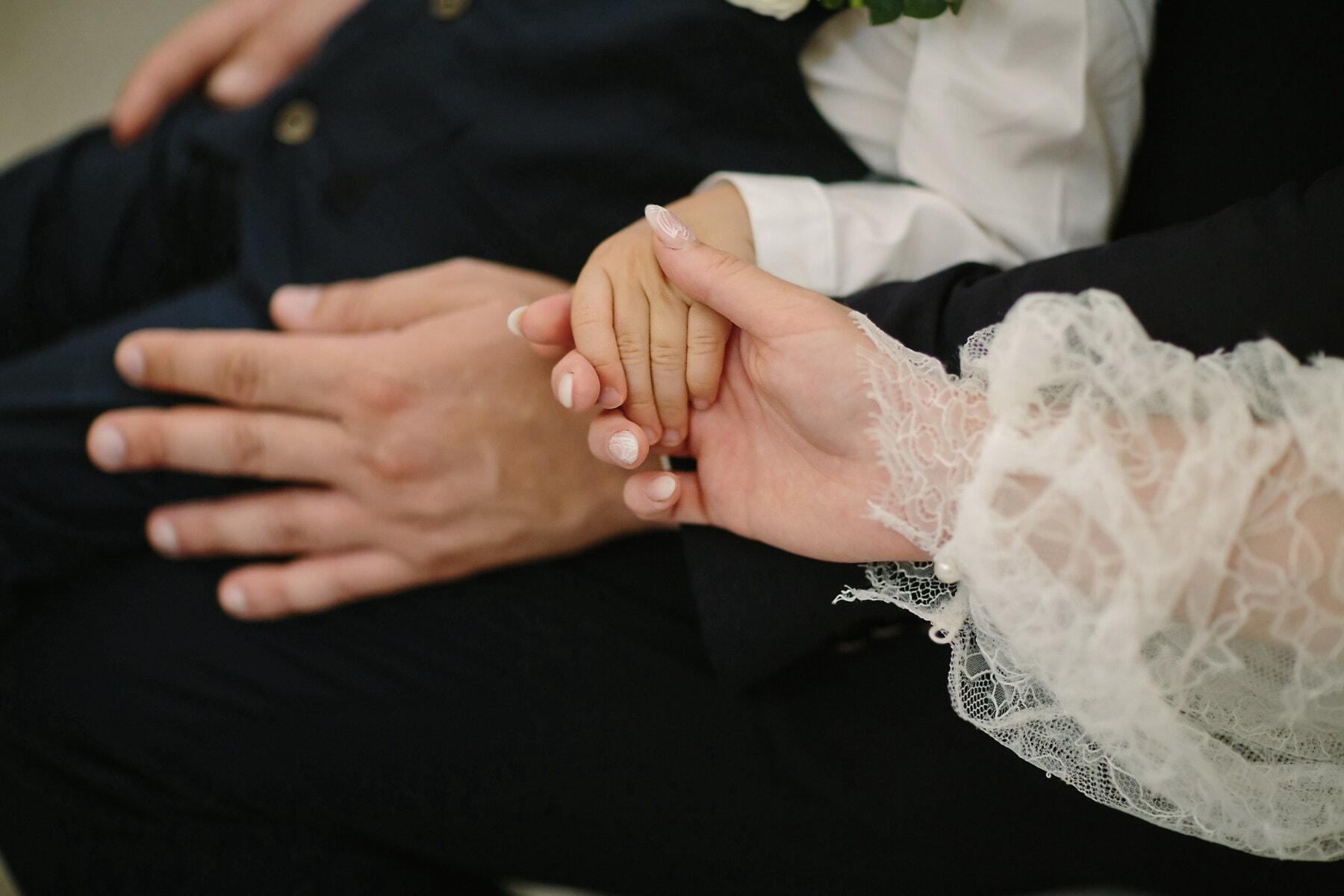 Liebe, Liebesbeziehung, Valentinstag, Händchen halten, Leidenschaft, Zuneigung, Emotion, Hand, Frau, Hände